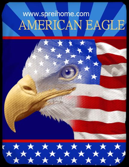 toko grosir murah Selimut Kendra American-Eagle