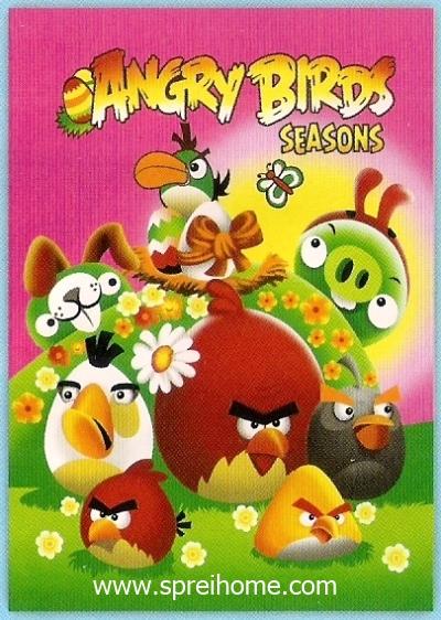 toko selimut murah Rosanna Angry Birds