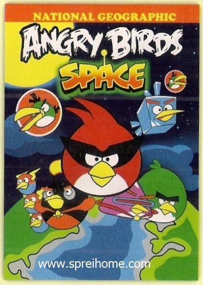 toko selimut murah Rosanna Angry Birds Space