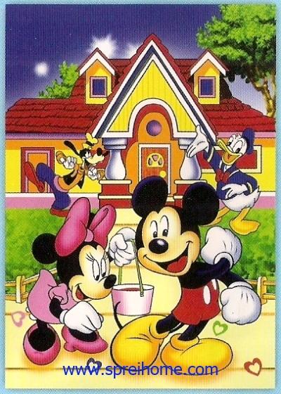 toko selimut murah Rosanna Mickey Home