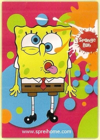 toko selimut murah Rosanna Spongebob