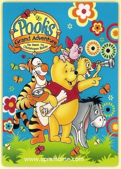 toko selimut murah Rosanna Pooh