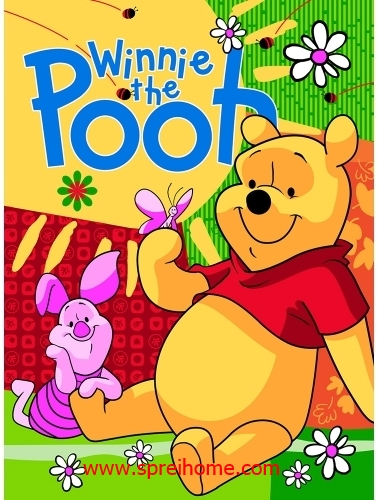 jual selimut murah Rosanna Sutra winnie_the_pooh