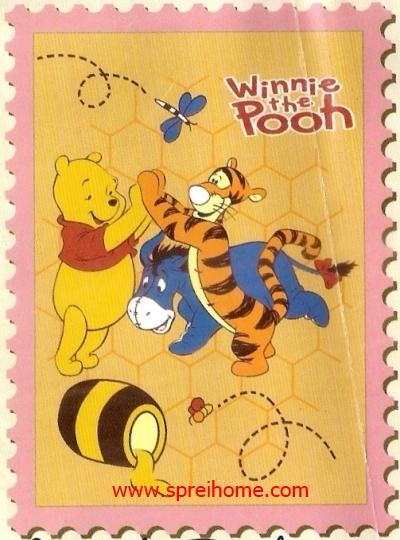 jual grosir murah Selimut Internal Winnie The Pooh