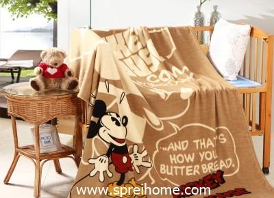 jual grosir murah Selimut kintakun Classic-Mickey