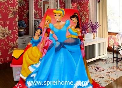 jual grosir murah Selimut kintakun Princess