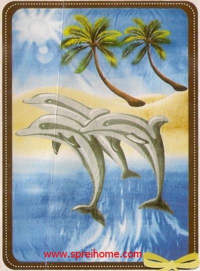 jual grosir murah Selimut Internal Dolphin