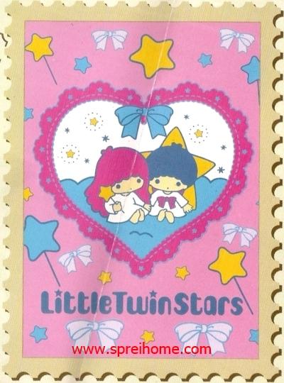 jual grosir murah Selimut Internal Little Twin Star