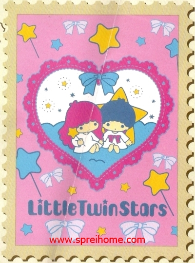 jual grosir murah Selimut Internal Little Twin Star