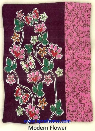 57 Rosanna Modern Flower