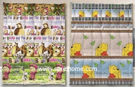 toko grosir murah Selimut Ananda B Masha - Pooh