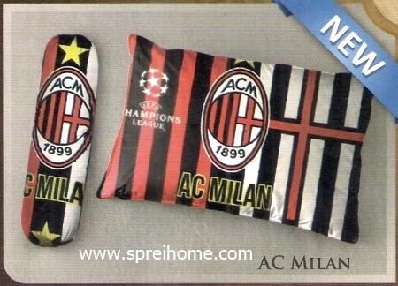 jual bantal selimut Balmut Ilona AC Milan New