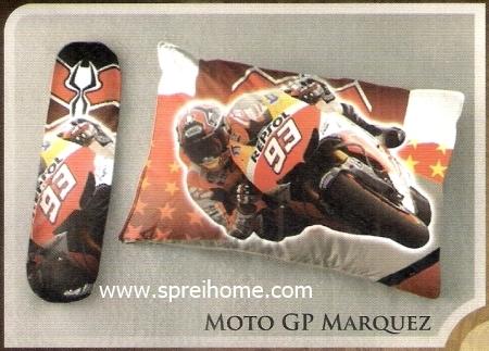 selimut bantal murah Balmut Ilona Moto GP Marquez