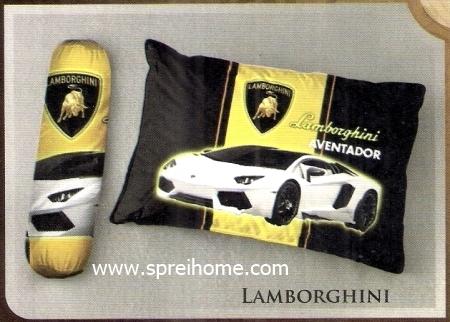 selimut bantal murah Balmut Ilona Lamborghini