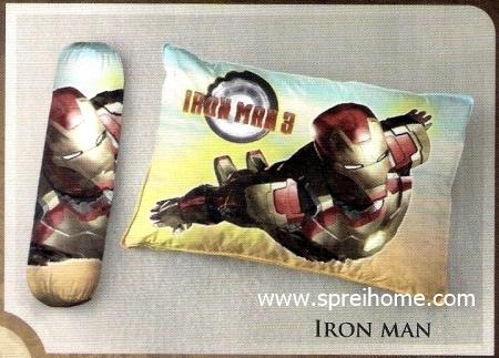 bantal selimut murah Balmut Ilona Iron Man
