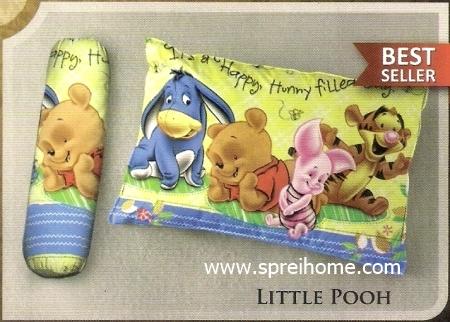 bantal selimut murah Balmut Ilona Little Pooh