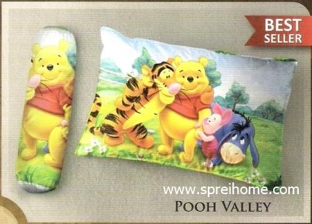 bantal selimut murah Balmut Ilona Pooh Valley
