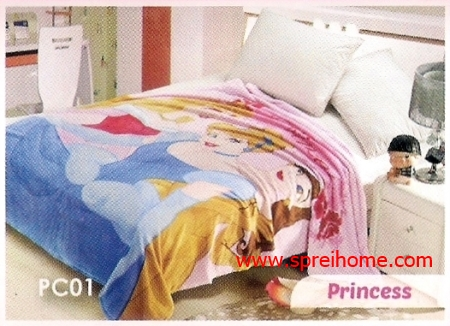grosir murah Selimut Blossom PC01 Princess