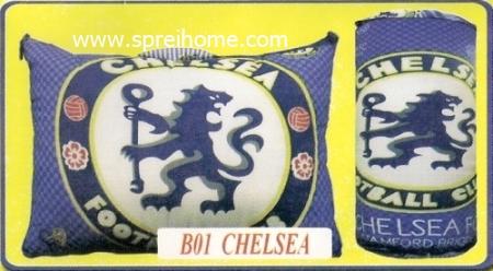 grosir murah bantal selimut Balmut Chelsea B01 Chelsea