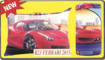 jual bantal selimut Balmut Chelsea B23 Ferrari 2015