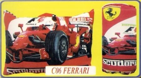 jual bantal selimut  Balmut Chelsea C06 Ferrari