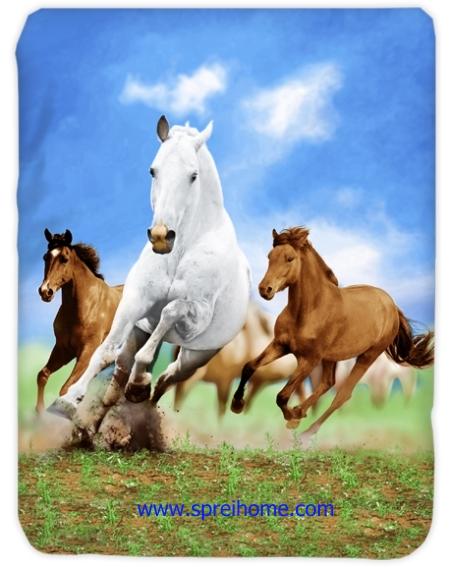 jual murah Selimut Kendra Horse