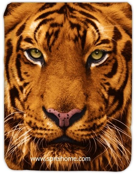 jual murah Selimut Kendra Tiger