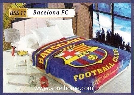 grosir murah Selimut Rossinni Barcelona FC