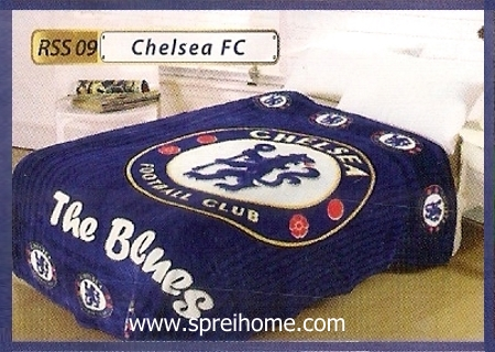 grosir murah Selimut Rossinni Chelsea