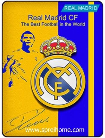grosir murah Selimut Kintakun Real Madrid