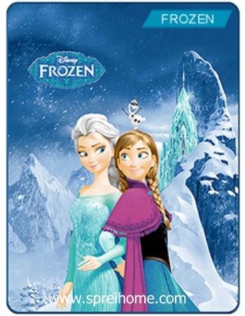 Jual grosir murah  Selimut Kintakun Frozen