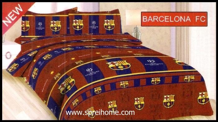 agen distributor grosir Sprei Bonita New Barcelona