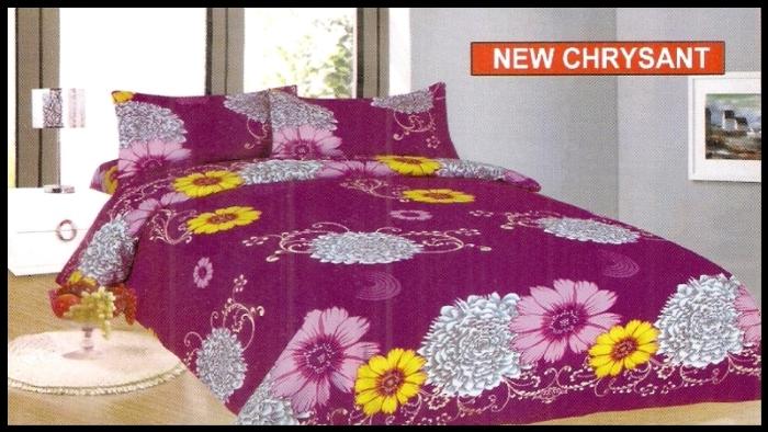 toko online Sprei Bonita New Chrysant