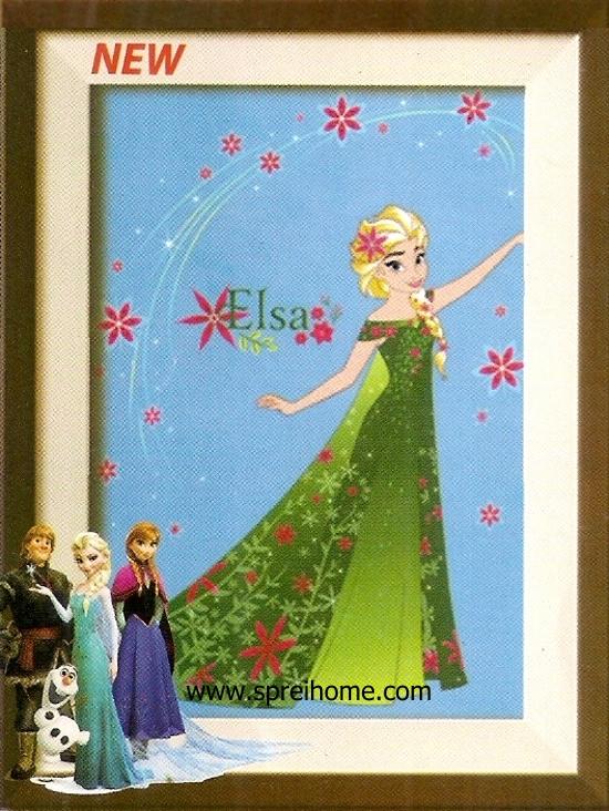 grosir murah Selimut Internal Frozen Elsa