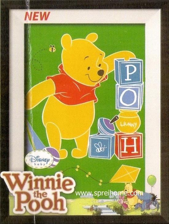 grosir murah Selimut Internal Winnie The Pooh