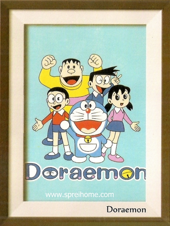 grosir murah Selimut Internal Doraemon