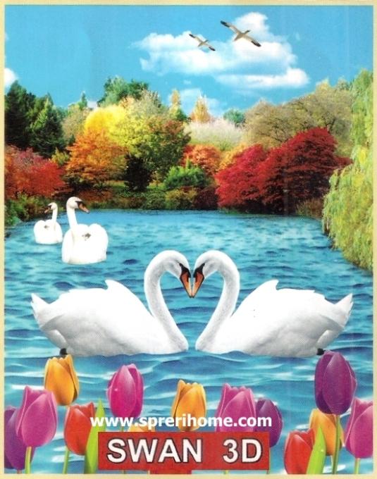 jual murah Selimut Bonita Swan