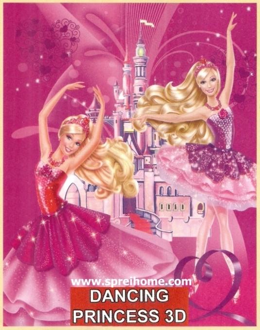 jual murah Selimut Bonita Dancing Princess