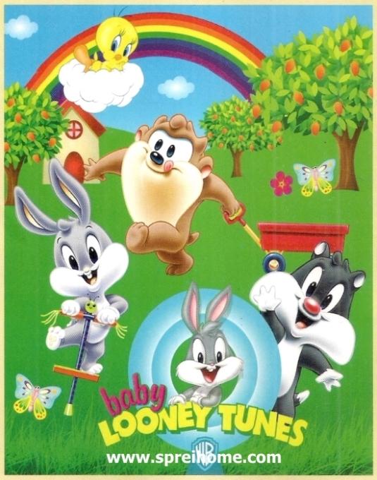 jual murah Selimut Bonita Looney Tunes