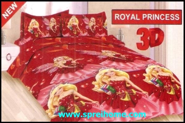 jual online Sprei Bonita Royal Princess
