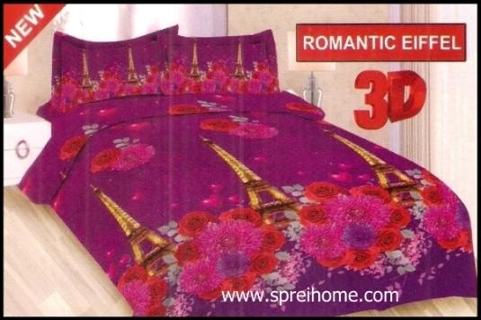 jual murah Sprei Bonita Romantic Eiffle