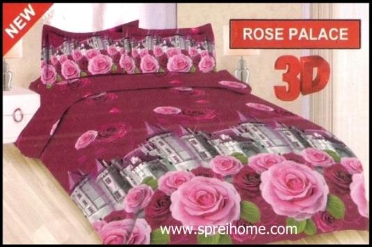 jual murah Sprei Bonita Rose Palace