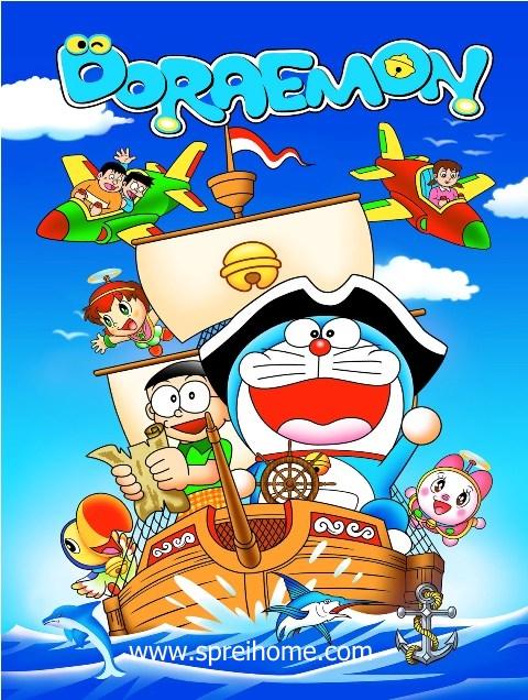 jual grosir murah selimut bayi rosanna Doraemon1