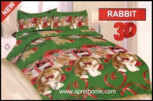jual online Bonita Sprei Rabbit
