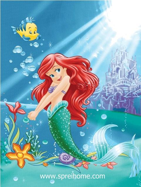 jual grosir murah selimut bayi rosanna Mermaid