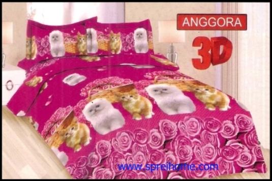 jual online Sprei Bonita 3D Anggora