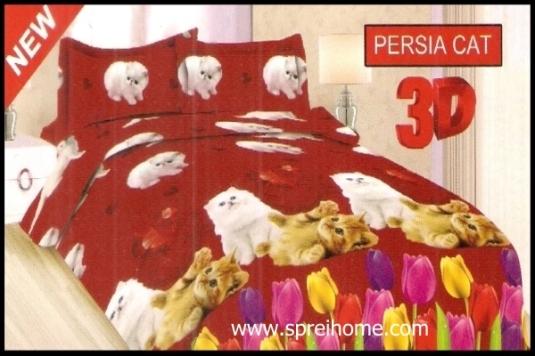 jual grosir Sprei Bonita Persia Cat