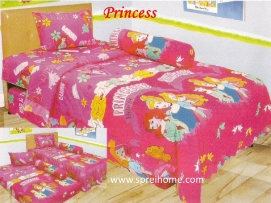grosir murah Sprei Lady Rose Princess