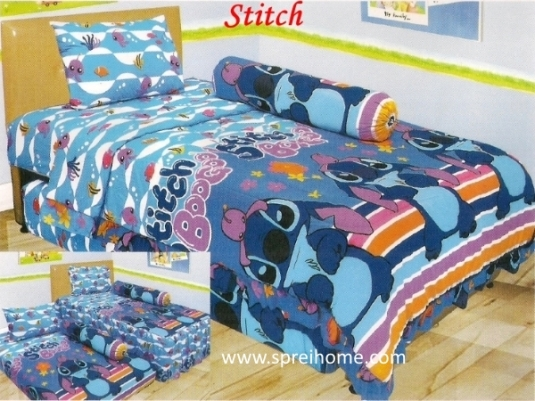 grosir murah Sprei Lady Rose Stitch
