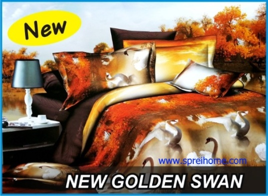 02 sprei fata new_golden_swan